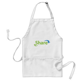 ShareWare Adult Apron