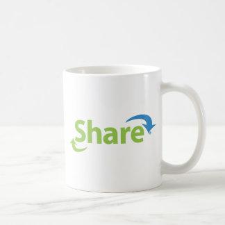 ShareWare Classic White Coffee Mug
