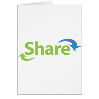 ShareWare Greeting Card
