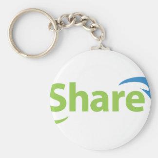 ShareWare Key Chain