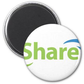 ShareWare Refrigerator Magnet