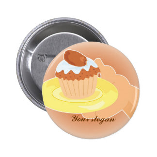 sharing / charity concept-1 pinback button