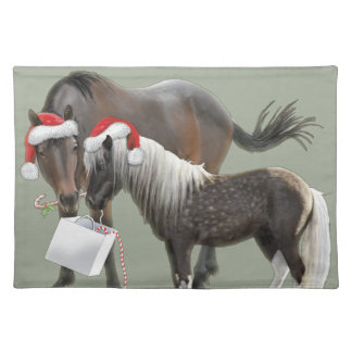 Sharing Christmas Cloth Placemat