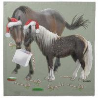 Sharing Christmas Napkin