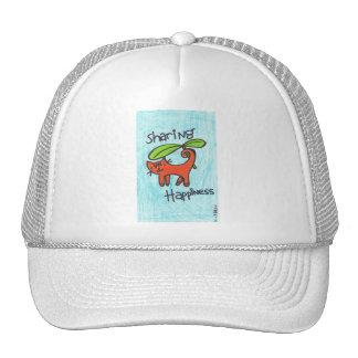 Sharing Happiness Cap Trucker Hat