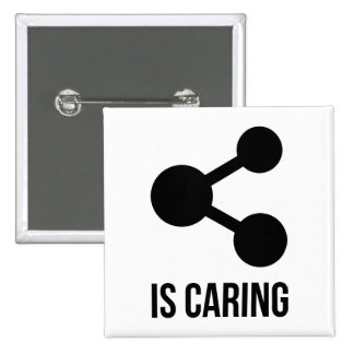 Sharing is Caring Button