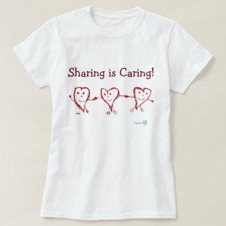 Sharing is Caring! Polyamory T-Shirt