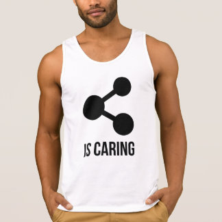 Sharing is Caring Tank Top