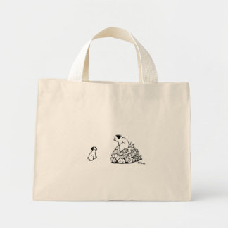Sharing is Tough Tote Bag