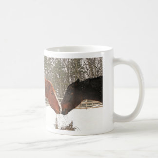 Sharing Love! Classic White Coffee Mug