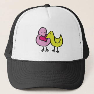 Sharing Love Together Trucker Hat