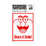 Sharing Postage Stamps