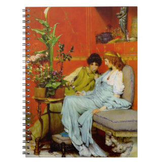 Sharing Secrets 1869 Notebook