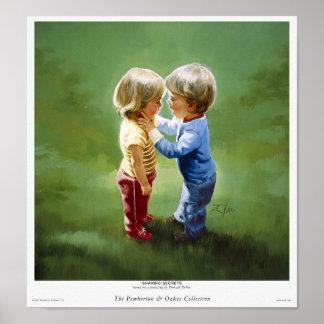 Sharing Secrets Poster