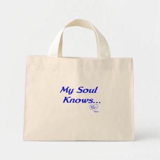 Sharing Soul Mini Tote Bag