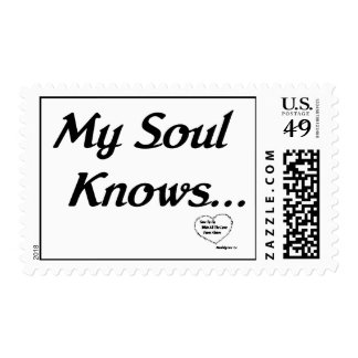 Sharing Soul Postage Stamps