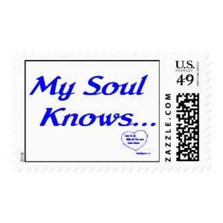Sharing Soul Stamp