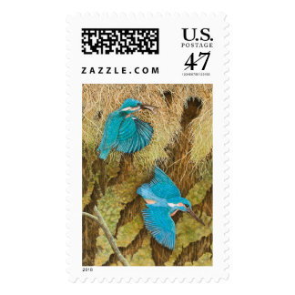 Sharing the Caring 2011 Postage Stamp