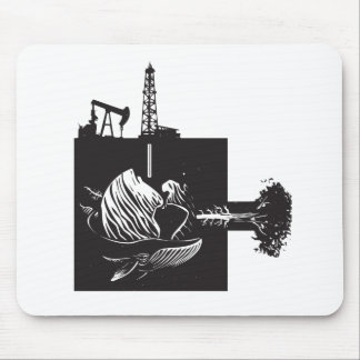 Sharing the Earth Mouse Pad