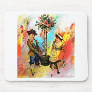 SHARING THE LOAD MOUSEPAD