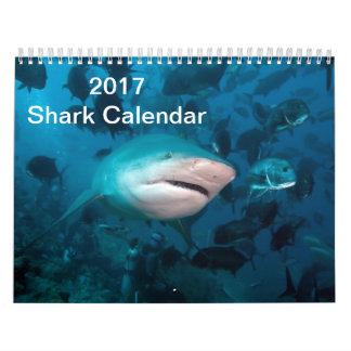 Shark - 2017 Calendar