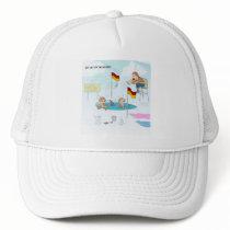 Shark Alert Hat