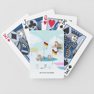 Shark Alert Playing Cards