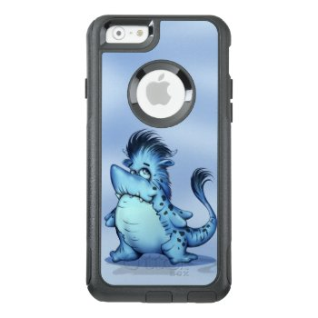 Shark Alien Monster Apple Iphone 6 Cs by LOULOUGSTP at Zazzle