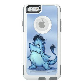 Shark Alien Monster Apple Iphone 6 Cs W by LOULOUGSTP at Zazzle