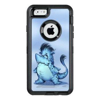Shark Alien Monster Apple Iphone 6 Ds by LOULOUGSTP at Zazzle