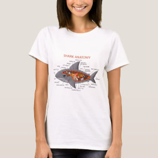 Shark Anatomy T-Shirt