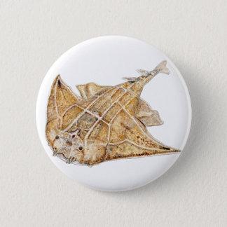 Shark angel, angelote button