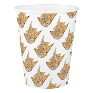 Shark angel, angelote paper cup