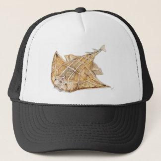 Shark angel, angelote trucker hat