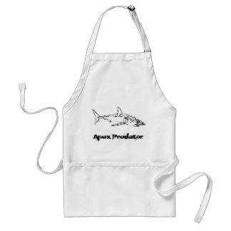 Shark Apex Predator Apron