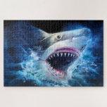 "Shark Attack 1000  Puzzle<br><div class=""desc"">Shark Attack</div>"