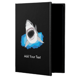 Shark Attack - Add Your Own Funny Caption Powis iPad Air 2 Case