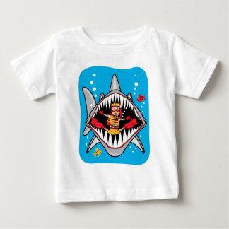 Shark Attack! Baby T-Shirt