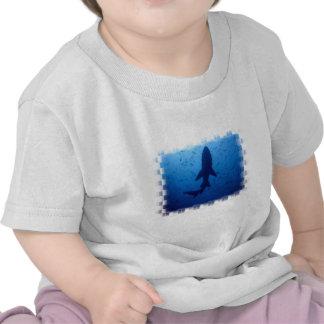 Shark Attack Baby T-Shirt