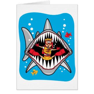 Shark Attack! Cards
