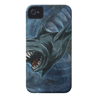 Shark Attack! iPhone 4 Case-Mate Cases