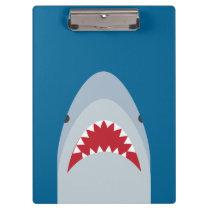 Shark Attack Clipboard