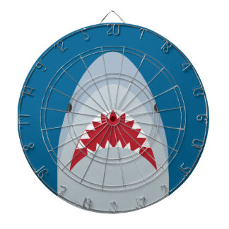 Shark Attack Dartboard