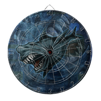 Shark Attack! Dartboard