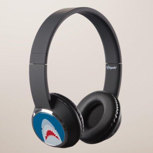 Shark Attack Headphones