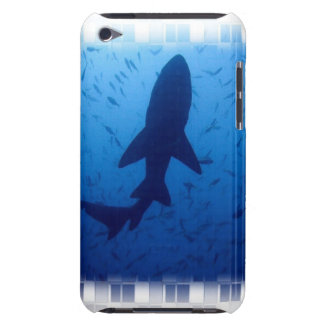 Shark Attack iTouch Case Barely There iPod Covers
