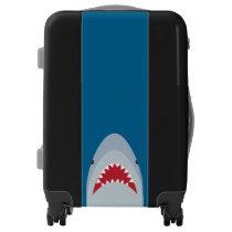 Shark Attack Luggage