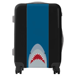 Shark Attack Luggage