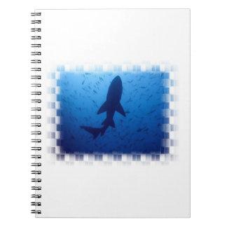 Shark Attack Notebook