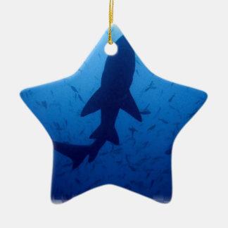 Shark Attack Ornament